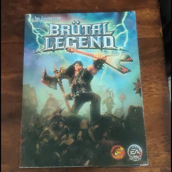 Brutal Legend Game Guide